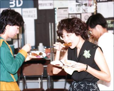 RI - Class S03D Party 1983