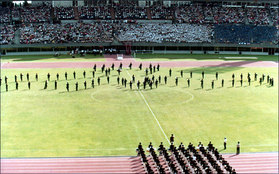 RI Military Band circa 1983