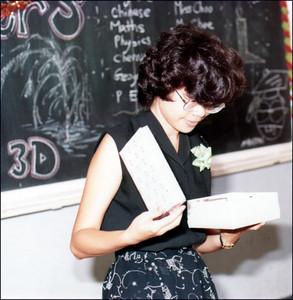RI - Class S03D Teacher - Miss Chua