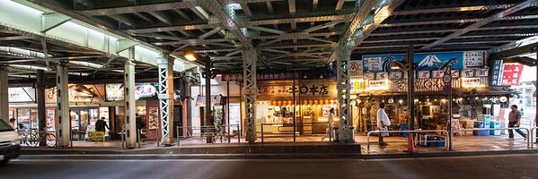 Near Ginza