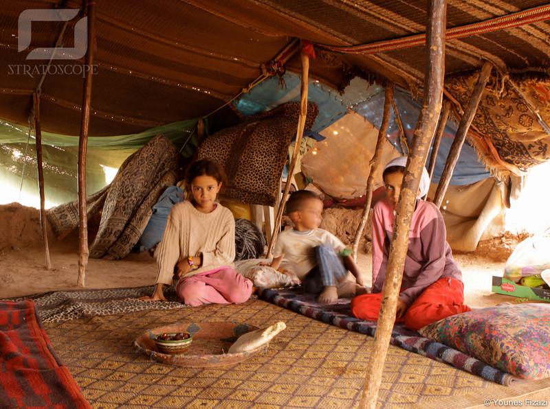 Un thé chez les nomades