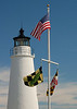 Flag Day<br /> Cove Point Lighthouse<br /> <br /> WP 011610 OUAT 061410