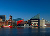 100711<br /> Aquarium side of Inner Harbor with Chesapeake Lightship and USS Torsk Submarine.<br /> It was great to have a sunny day and be able to go for a walk to take some pictures in the middle of the day. Have a great weekend!