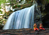 101011<br /> Fall at Ricketts Glen<br /> <br /> Took a mental health break and drove to waterfall land for the weekend.