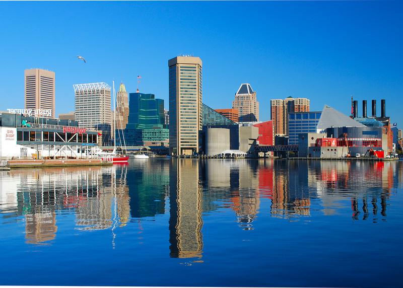 102510<br /> Baltimore Harbor