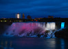 101610<br /> Evening Look at Niagara Falls