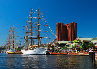 Star Spangled Sailabration