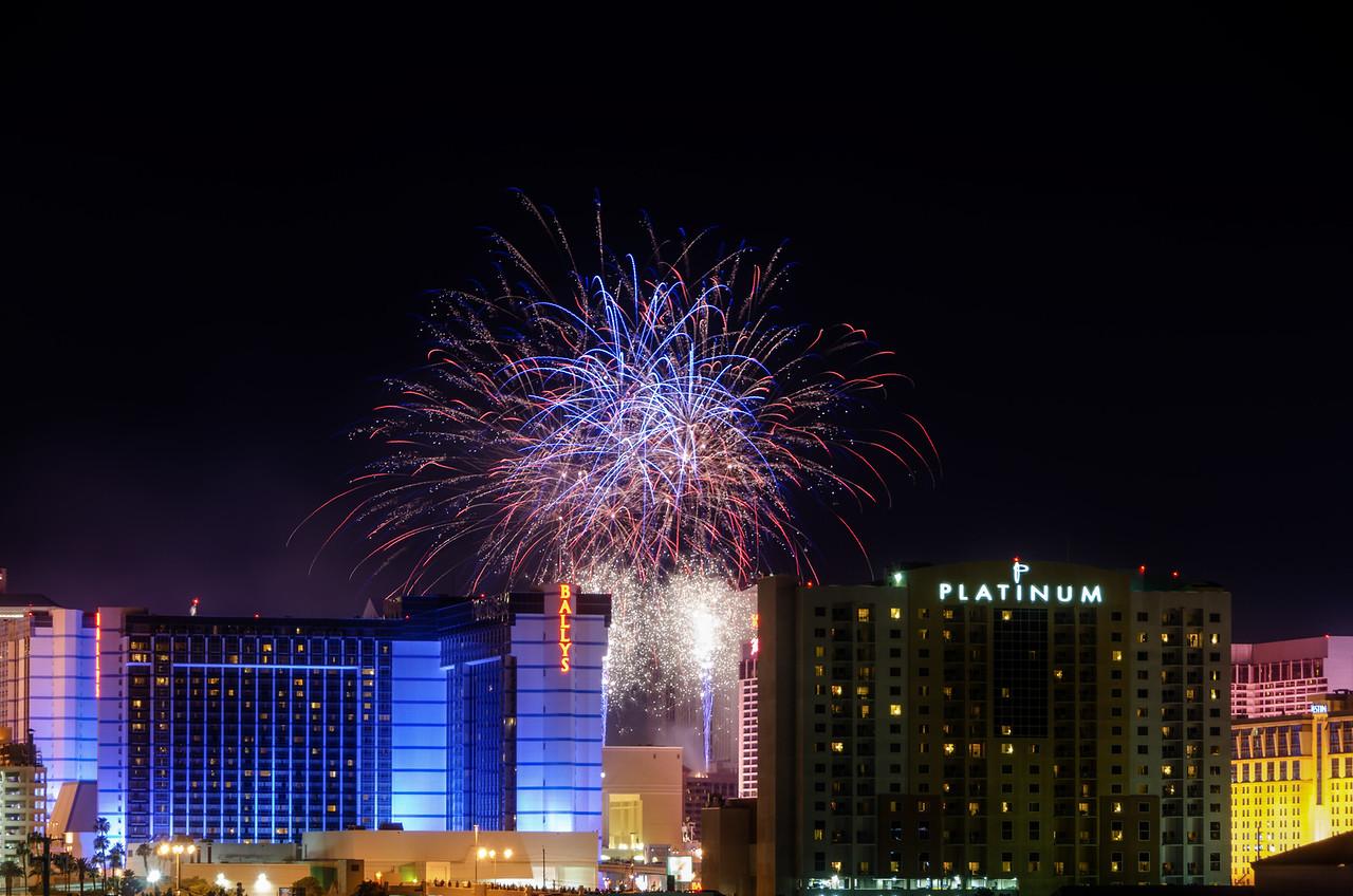 Las Vegas Strip, NV, USA
