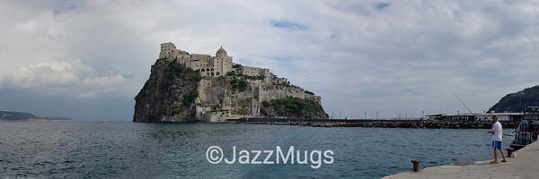 Aragonese Castle, Ischia Ponte
