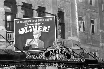 "THE ALBERY THEATRE, ""OLIVER"""