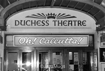 "DUCHESS THEATRE, ""OH! CALCUTTA!"""