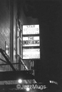 """THE FORTUNE THEATRE. """"THE UNDERTAKING"""""""