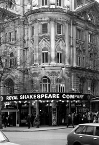 """ALDWYCH THEATRE  """"ROYAL SHAKESPEARE COMPANY"""""""