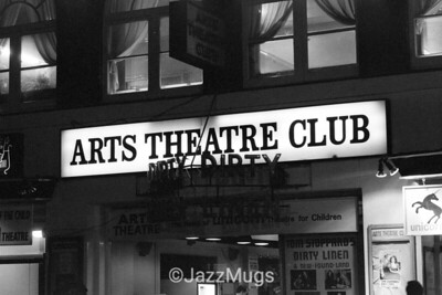 """THE ARTS THEATRE CLUB """"DIRTY LINEN"""""""