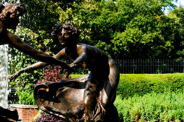 Central Park Garden Conservatory - September 16, 2007 - Pic 4