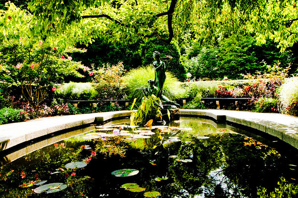 Central Park Garden Conservatory - September 16, 2007 - Pic 3