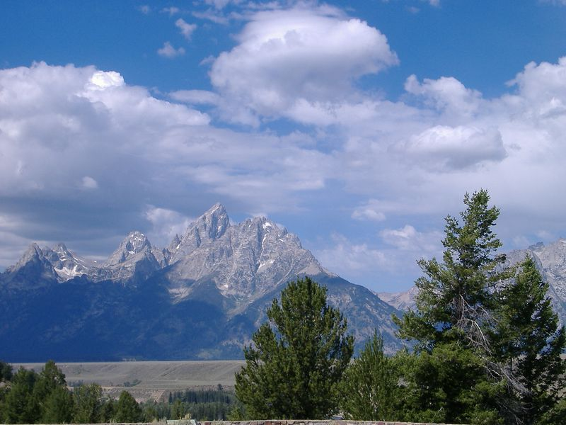 Grand Teton Nat'l Park, Wyoming.