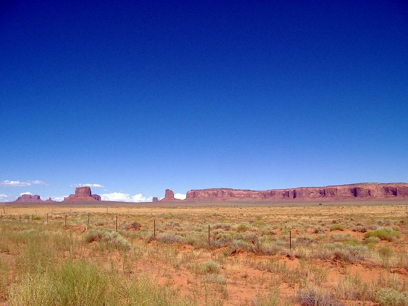 Day 1.  Monument Valley.