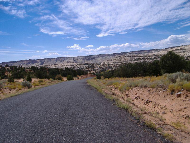 Burr Trail.
