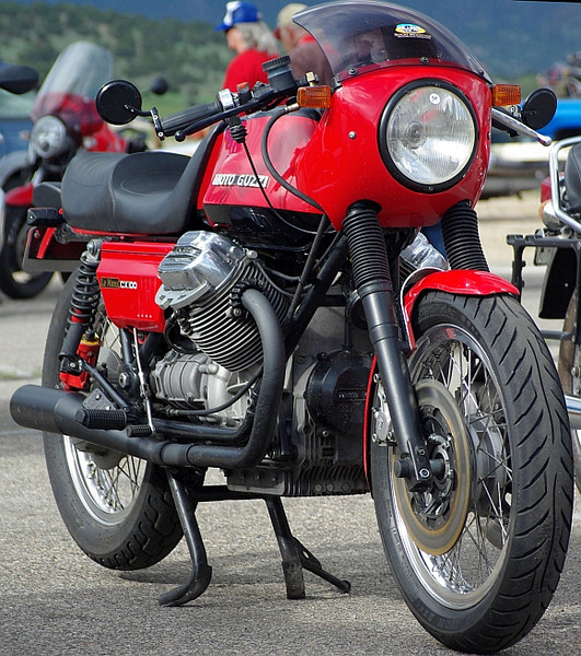 CX100 (Le Mans II)
