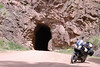 Tunnel on Phantom Canyon Road between Canon City and Victor, Colorado.