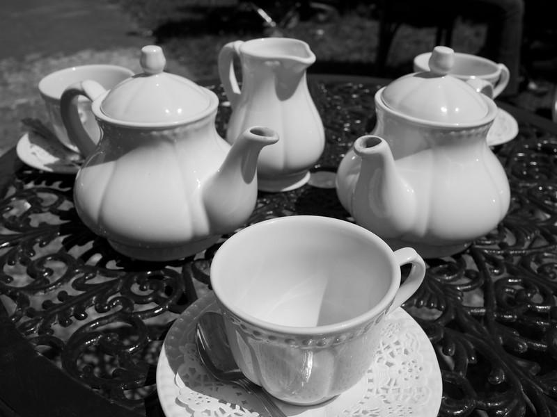 Time for an arty tea break!