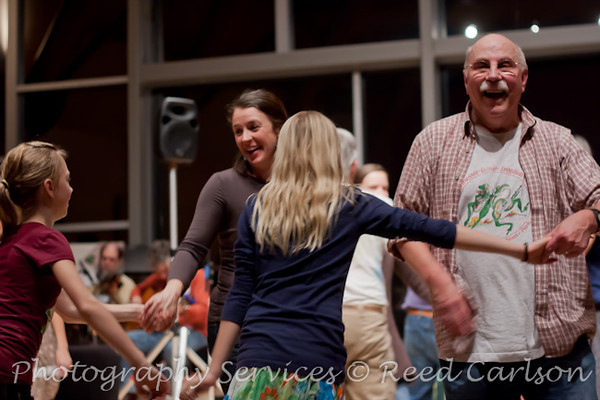 Barn Dance at ICMC 2-18-12