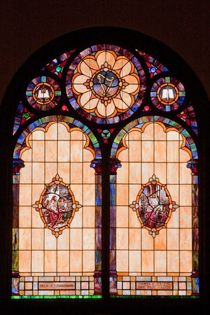 Windows of Immanuel