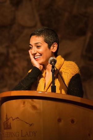 Zaineb Salbi Lecture