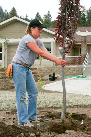 Landscaping Day at Cornerstone