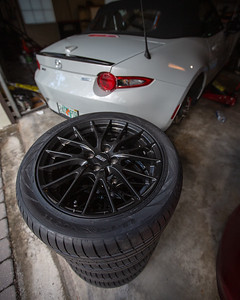Grassroots Motorsports Magazine and Vredestein tires promotion to evaluate a set of Ultrac Vorti tires.