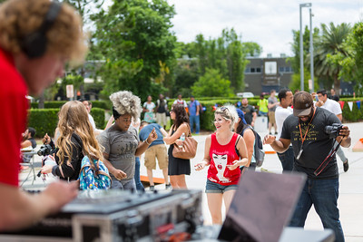 Ful Sail Univeristy 2016 Memorial Day Block Party.