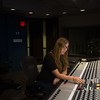 Full Sail University Studio A control room with the Neve 5088 analog mix console.