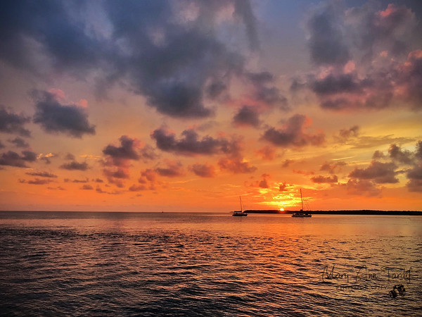 Staniel Cay Sunset