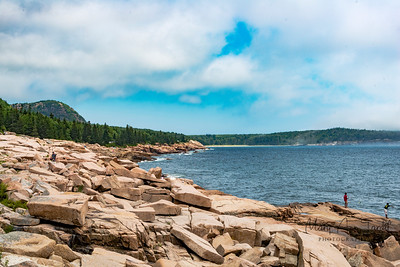 Acadia, north of Sandy Beach