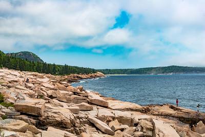 Acadia, north of Sandy Beach