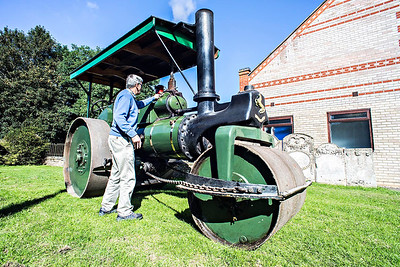 Michael Goakes' Steam Roller (1)