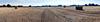 Stubble Field Panorama