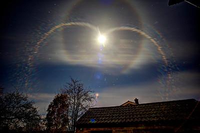 Christmas Cold Moon 2015