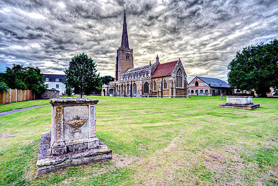 St Wendreda's Church