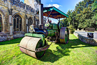 Michael Goakes' Steam Roller (5)