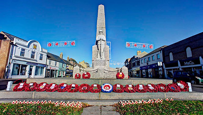 The March War Memorial