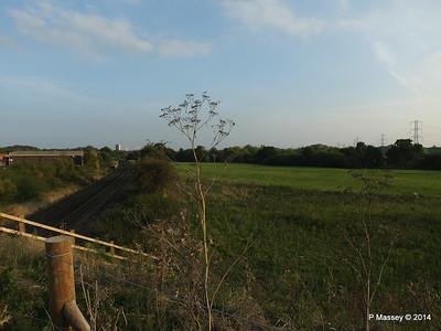 Railway Lines Weston Lane Nursling Southampton PDM 03-09-2014 18-39-14