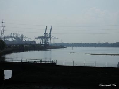 Docks from Redbridge Causeway Southampton PDM 03-09-2014 11-51-04