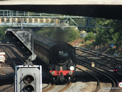 Black Five 44932 Millbrook going to SOU PDM 30-07-2014 18-27-12