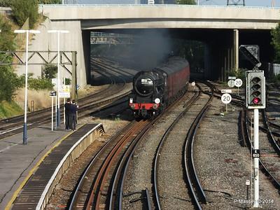 Black Five 44932 Millbrook from SOU PDM 30-07-2014 18-37-14