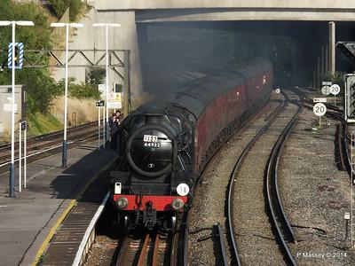 Black Five 44932 Millbrook from SOU PDM 30-07-2014 18-37-21
