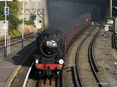 Black Five 44932 Millbrook from SOU PDM 30-07-2014 18-37-22