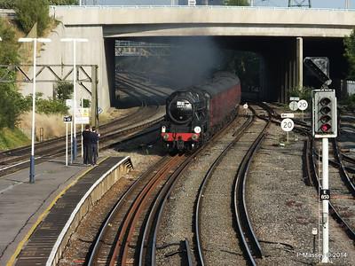 Black Five 44932 Millbrook from SOU PDM 30-07-2014 18-37-016