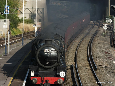 Black Five 44932 Millbrook from SOU PDM 30-07-2014 18-37-030